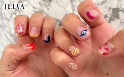 La divertidas y originales uñas de Laura Matamoros